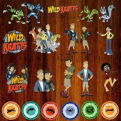 31 Best Wild Kratts Images Wild Kratts Pbs Kids 5th