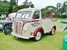 1947 Austin K8 Recovery Vehicle