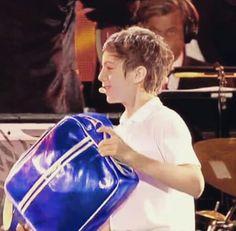 Billy Elliot, Musicals, Broadway, Baby, Backpack, Blue Nails, Musik, Baby Humor, Infant
