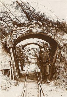 """Kaaskerke, Belgium, 1917 """""""