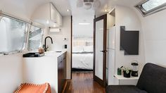 The site opened for business this month with 24 custom Airstream trailers and 10 luxury tents.