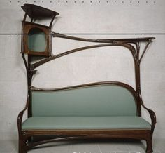 Art Nouveau - Hector Guimard (French)