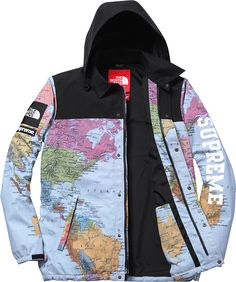 North Face x Supreme – Expedition Collection