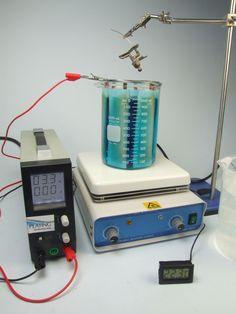 Diy chemistry teach yourself electroplating science pinterest diy chemistry teach yourself electroplating science pinterest graphite layering and metals solutioingenieria Choice Image