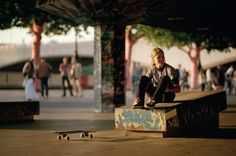 Why they should save Southbank, the UK's most iconic skate spot, by Jenna Selby   Cooler
