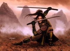 The Century Before Thunder Amaterasu, Dark Fantasy, Fantasy Art, Character Inspiration, Character Art, Oriental, Dnd Classes, Geisha, Japanese Warrior