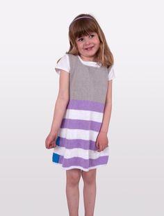 Gratis mönster till fina strumpor stickade i Emma soft. 100