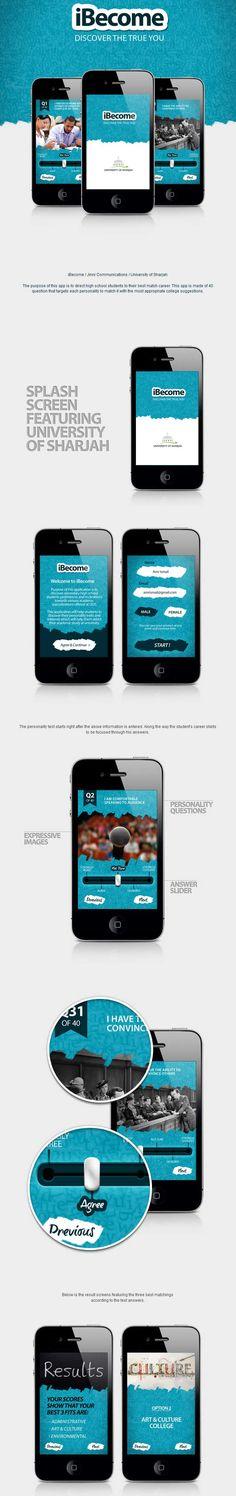 Daily Mobile UI Design Inspiration #371