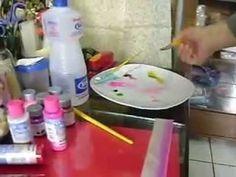 tingimento em fita 1 ª parte   Cantinho do Video