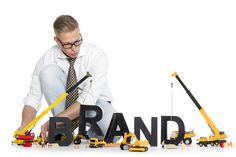 Branding is the crucial part of any company. It can help a product or service to flourish in the market.