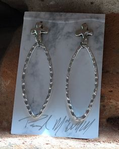 Ear Bling By Penny Lynn McConnell With French Hooks