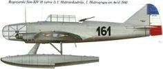Rogožarski SIM-XIV-H naval bomber
