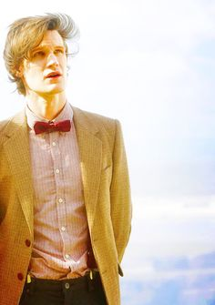 Eleven's hair probably wouldn't fit anyone else in the galaxy. So let's appreciate its versatility. And its mobility.