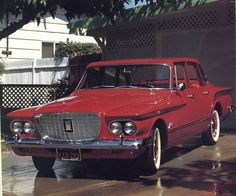 1960 Chrysler Valiant    My childhood car down to the color :)