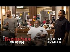 """Ice Cube and Cedric the Entertainer are reunited in the MGM and Warner Bros. film """"Barbershop: The Next Cut"""", being directed by Malcolm D. Lee. In Theaters April 15."""
