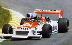 Eje Elgh - March 792 BMW - Marlboro Team Tiga - European F2 Championship 1979
