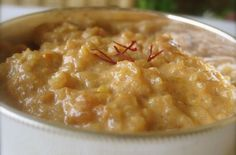 The Lazy Girl's Slow Cooker Kheer/ Rice Pudding
