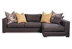 Morgan 2-Piece Sectional