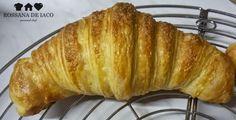 ricetta: I croissant Leonardo di Carlo 2010: il cornetto perfetto