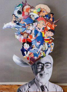 Miyazaki = Genuis