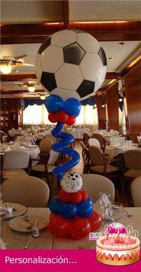 globos fiesta futbol - Google Search Wc Design, Balloon Decorations, Soccer Ball, Balloons, David, Birthday, Google, Games, Balloon Columns