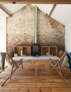 exposed walls | the style files