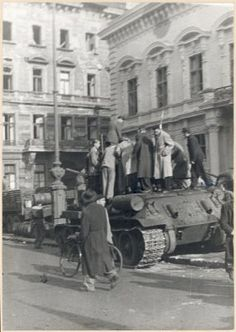 1956 Communism, Budapest Hungary, Revolution, The Past, Military, In This Moment, Black And White, History, Hungary