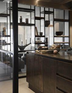 Bernd Gruber, Case, Divider, Kitchen, Projects, Room, Inspiration, Furniture, Design