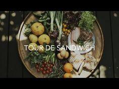 TOUR DE SANDWICH vol.2 - 弘前 / 自転車でめぐる食の旅 - (日本語版) - YouTube