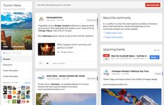 Social Media best practices in Travel:  Google+  #Googleplus  #Travel