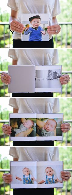 baby book by blurb