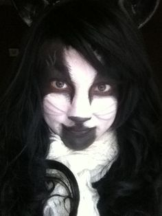 Bioware ruined me Cat Makeup, Halloween Face Makeup, Thanksgiving, Make Up, Cats, Makeup, Gatos, Kitty Cats, Cat Breeds