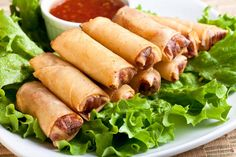 Lumpia recipe in ' A Taste of Guam'. Description from pinterest.com. I searched for this on bing.com/images