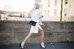 Tendencias: Calcetines - como parte indispensable de tu look de otoño.