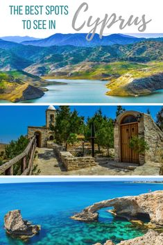 From UNESCO sites and acclaimed wine routes to scenic spots like waterfalls, beaches and gorges, here are 10 of the best places to visit in Cyprus. Best Places In Cyprus, Best Places To Travel, Cool Places To Visit, Places To Go, European Travel, Travel Europe, Travel Destinations, Malta, Best Landscape Photography
