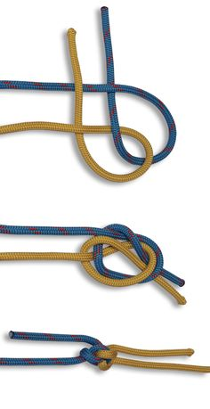 How to tie an Ashley's Bend