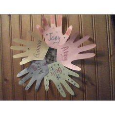 Friendship preschool craft