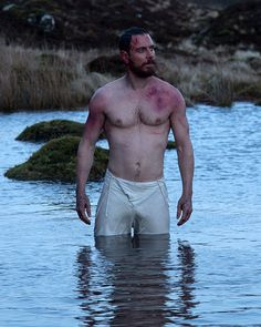 michael fassbender macbeth photos - Woah....