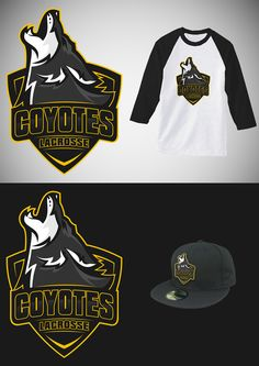 coyotes concept art on Behance