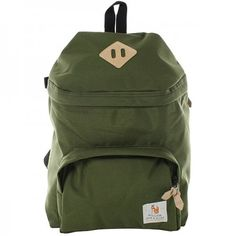 William Fox and Sons Day Pack - moss