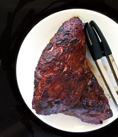 Smoked Tri-Tip...