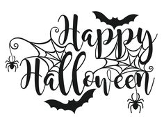 11 Free Halloween Fonts From Spooky to Silly - Handlettering. - Free Halloween Fonts From Spooky to Silly - Handlettering - Halloween Vinyl, Halloween Designs, Halloween Tags, Halloween Tableau, Moldes Halloween, Halloween Letters, Halloween Fonts, Theme Halloween, Halloween Projects