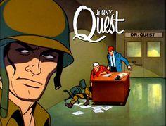"""A giant eye. Retro Cartoons, Classic Cartoons, Cool Cartoons, Jonny Quest Cartoon, Race Bannon, Cartoon Caracters, Seasons In The Sun, Alex Toth, Space Ghost"