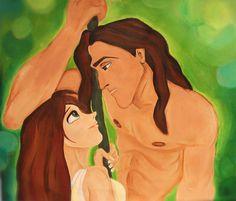 Jane Porter Tarzan Sexy   Jane Porter Jane and Tarzan