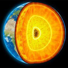 Explora el centro de la Tierra sin salir de clase