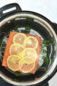 Your new favorite way to cook salmon! You'll love this easy Instant Pot Lemon Pepper Salmon that comes together so easily with the silkiest and most amazing texture! I am thrilled to introduce you to my guest blogger today: Chef Shelley at Chef in the Burbs. Shelley is a personal chef, and busy wife and...Read More »