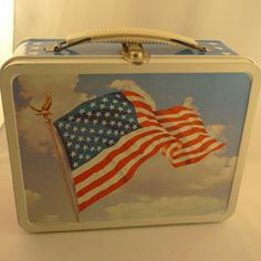Another one of my lunch boxes.  Someone is asking $65 for it online.  LOL
