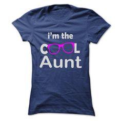 (Tshirt Deal Today) Im The Cool Aunt [Tshirt design] Hoodies, Funny Tee Shirts