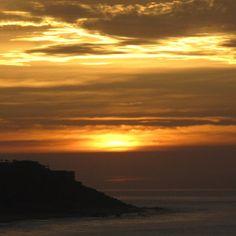 Sunrise in San Jose Del Cabo