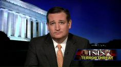 Cruz: Obama, Hillary Won't Even Try to Defeat ISIS